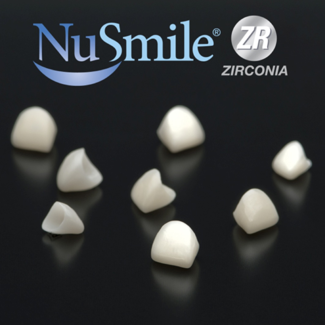 NuSmile ZR - Pediatric Zirconia Crown