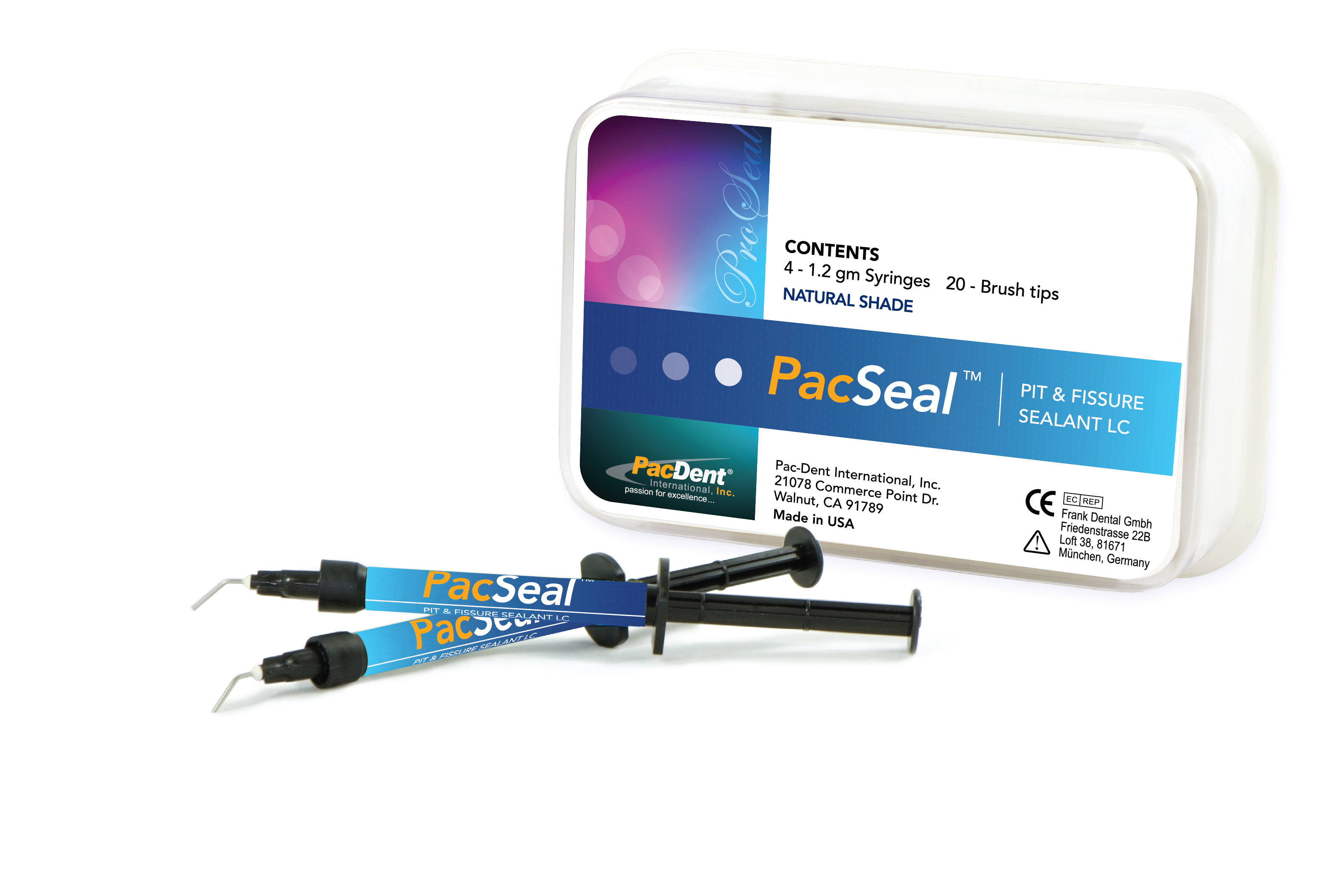PacSeal Pit & Fissure Sealant