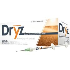 Dryz Gingival Hemostatic Retraction Paste, 7 Syringes/:Pkg