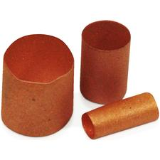 Gripper Soft Copper Bands Assorted #1-#20, 100/:Pkg