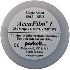Accufilm I Single-Sided, Super Thin Articulating Film
