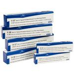 Intraoral X-ray Film - F Speed - Speed F-54, Size 0, Single Vinyl Packets, 100/:Pkg