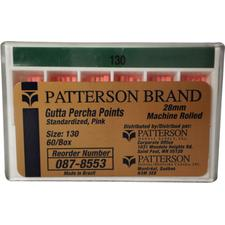 Patterson Gutta Percha Points