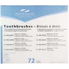 Patterson® Arch Toothbrush- 72/:Pkg - Patterson® Arch Toothbrush- 72/:Pkg