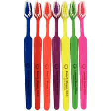 TESS Toothbrushes, Personalized, 144/:Pkg - 2800 Junior