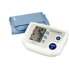 One-Step Plus Memory Blood Pressure Monitor- Lifesource - Monitor