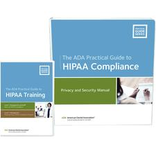 The ADA Complete HIPAA Compliance Kit - Kit