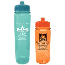 Polysure Inspire Bottles, Personalized, 16 oz, 250/:Pkg - 16 oz