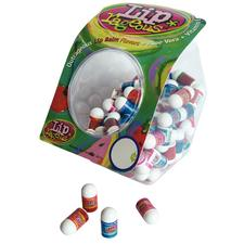 Lip Rageous Lip Balm Assortment, 100/:Pkg - Lip Rageous
