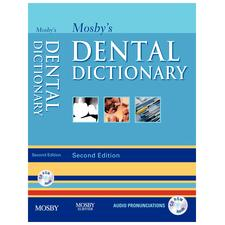 Mosby™s Dental Dictionary- 3rd Edition - Book