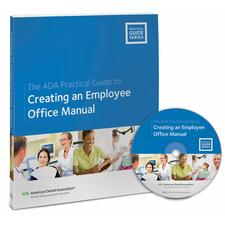 The ADA Practical Guide to Creating an Employee Office Manual - Book