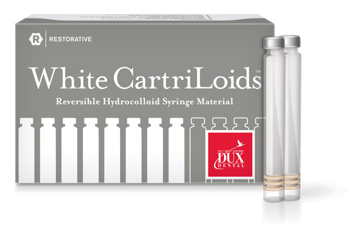 CartriLoids Hydrocolloid Impression Material