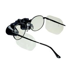 Disposable Side Shields for Eyewear Clear, 250/:Box