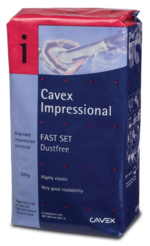 Cavex Impressional Alginate