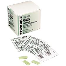 Topicale Topical Anesthetics GelPatch, Mint, 25/:Box
