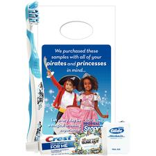 Oral-B® Manual Toothbrush Bundles - Kids 8-12 Years, 72 Bundles/:Box