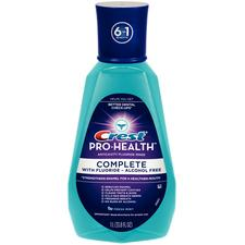 Crest® PRO-HEALTH Complete Rinse - 1 Liter Bottle, Fresh Mint, 6/:Pkg