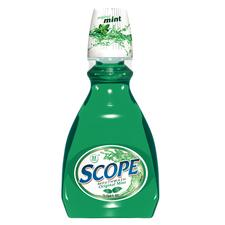 Scope® Mouthwash - 1 Liter Bottle, Original Mint, 6/:Case - Scope® Mouthwash - 1 Liter Bottle, Original Mint, 6/:Case
