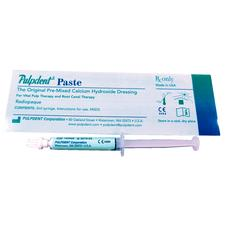 Pulpdent Paste Syringe Pulp Capping 3 ml Syringe, Refill