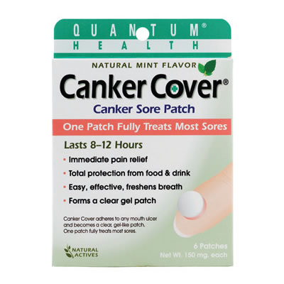 Canker Cover