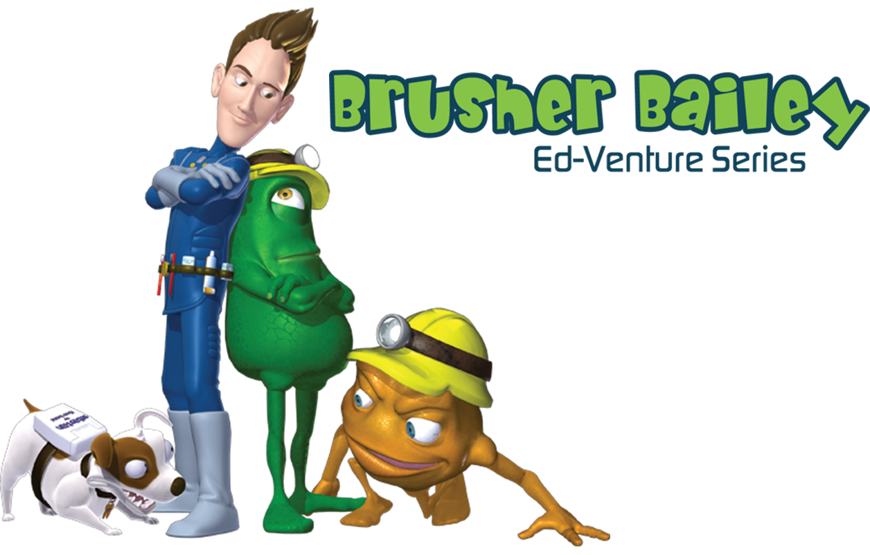 Guru Brusher Bailey Ed-Venture Series for Pediatrics