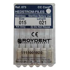 Hedstrom Files 21 mm, 6/:Pkg