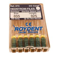 Hedstrom Files 25 mm, 6/:Pkg