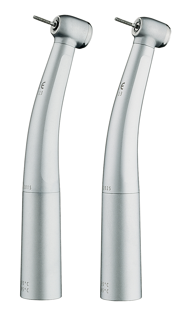 T2 and T3 High-Speed Handpieces