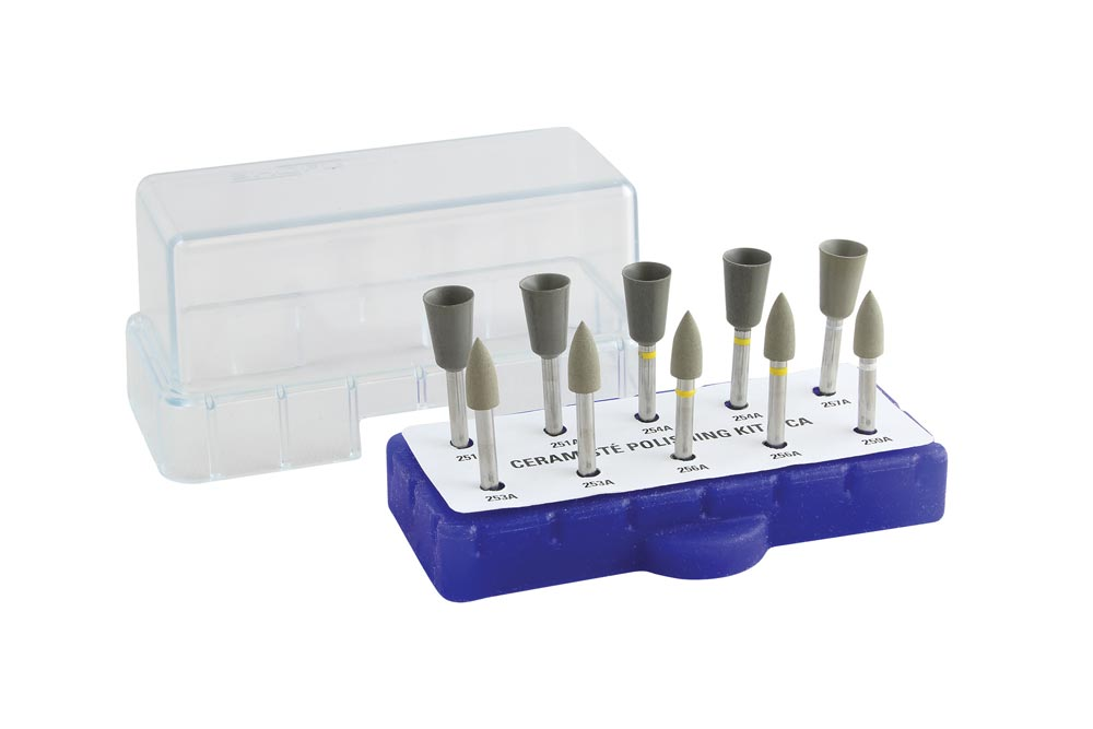 BurButler Ceramiste Polishing Kit
