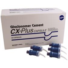 GlasIonomer Cement CX-Plus Capsules