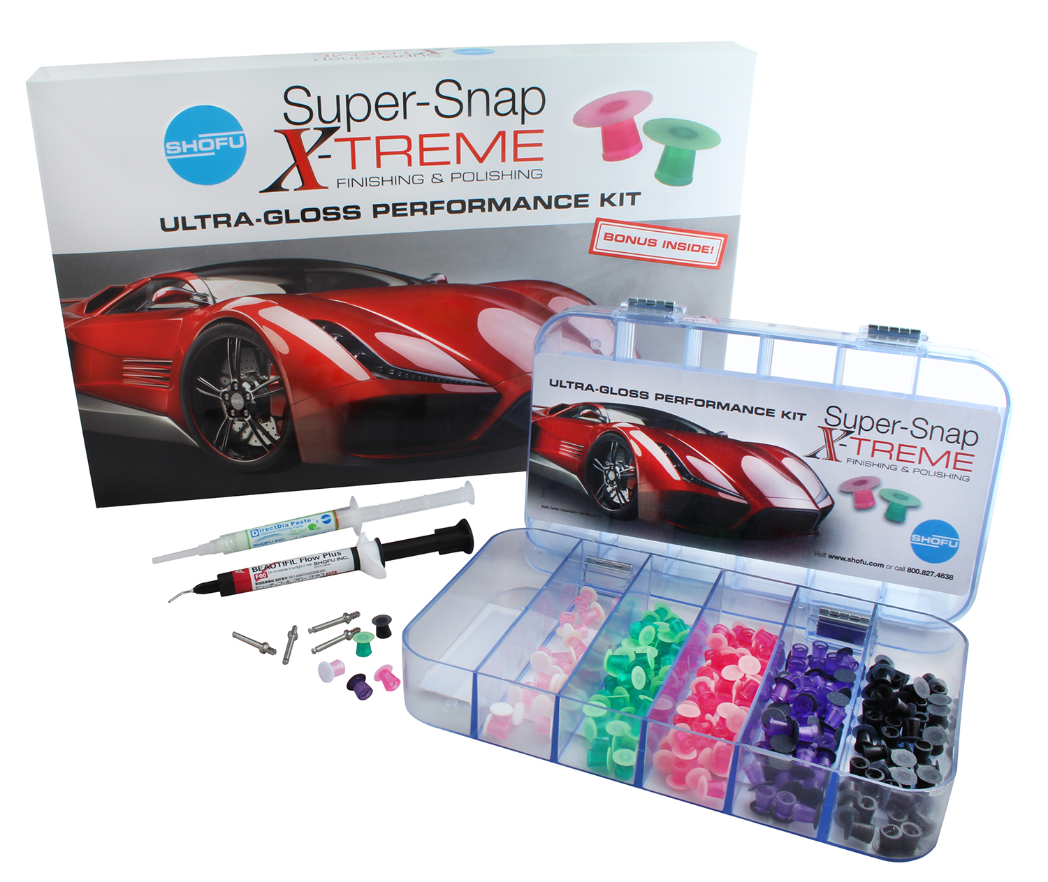Super-Snap X-treme Ultra-Gloss Performance Kit