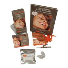 Sinsational Smile Teeth Whitening System- Complete Package, 25% Carbamide Peroxide