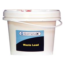 Lead Apron Bucket - Waste Compliance Lead Apron