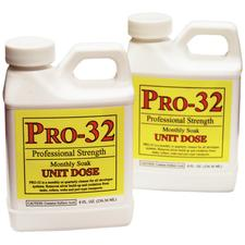 Pro-32 X-Ray Processor Cleaning Solution - 2 (8 oz) Bottles