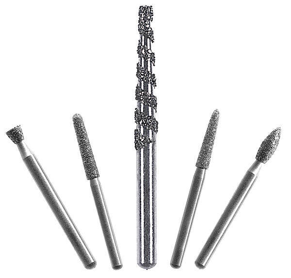 Spring Health Products Diamond Burs