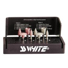 Jazz Systems Composite 2-Step Polishing System Kit