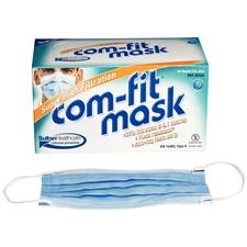 Com-Fit Super High Filtration Masks 40/:Box