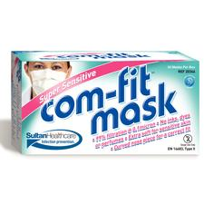 Com-Fit Super Sensitive Earloop Mask
