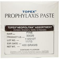 Topex® Prophy Paste - Extra Coarse, 200/:Pkg - Coarse, Assorted