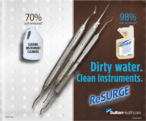 ReSURGE Instrument Cleaning Solution