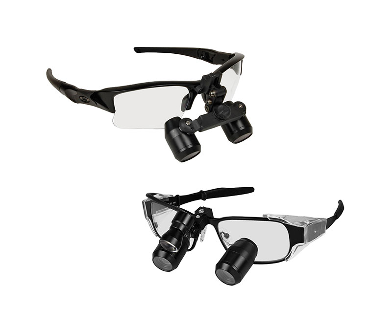 SurgiTel Ergonomic Custom Loupes