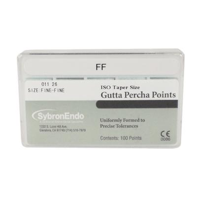 Tapered Gutta Percha Points