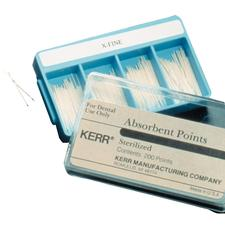 Absorbent Points - Auxiliary Size, 200/:Box - Assorted