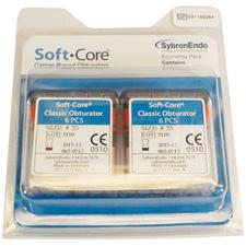 Soft-Core Classic Obturator - Economy Pack Refills, 36/:Pkg