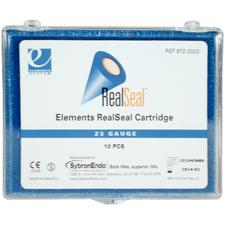 Elements™ Obturation Unit Cartridges – RealSeal, 23 Gauge, 10/:Pkg