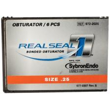 Real Seal 1 Bonded Obturator - Obturators, 6/:Pkg