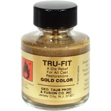 Tru-Fit Die Spacer - Individual Color - Gold, 1 oz Bottle