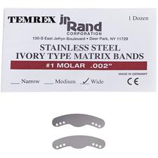 Matrix Band - Ivory, Type 12 - 1 Bic Med