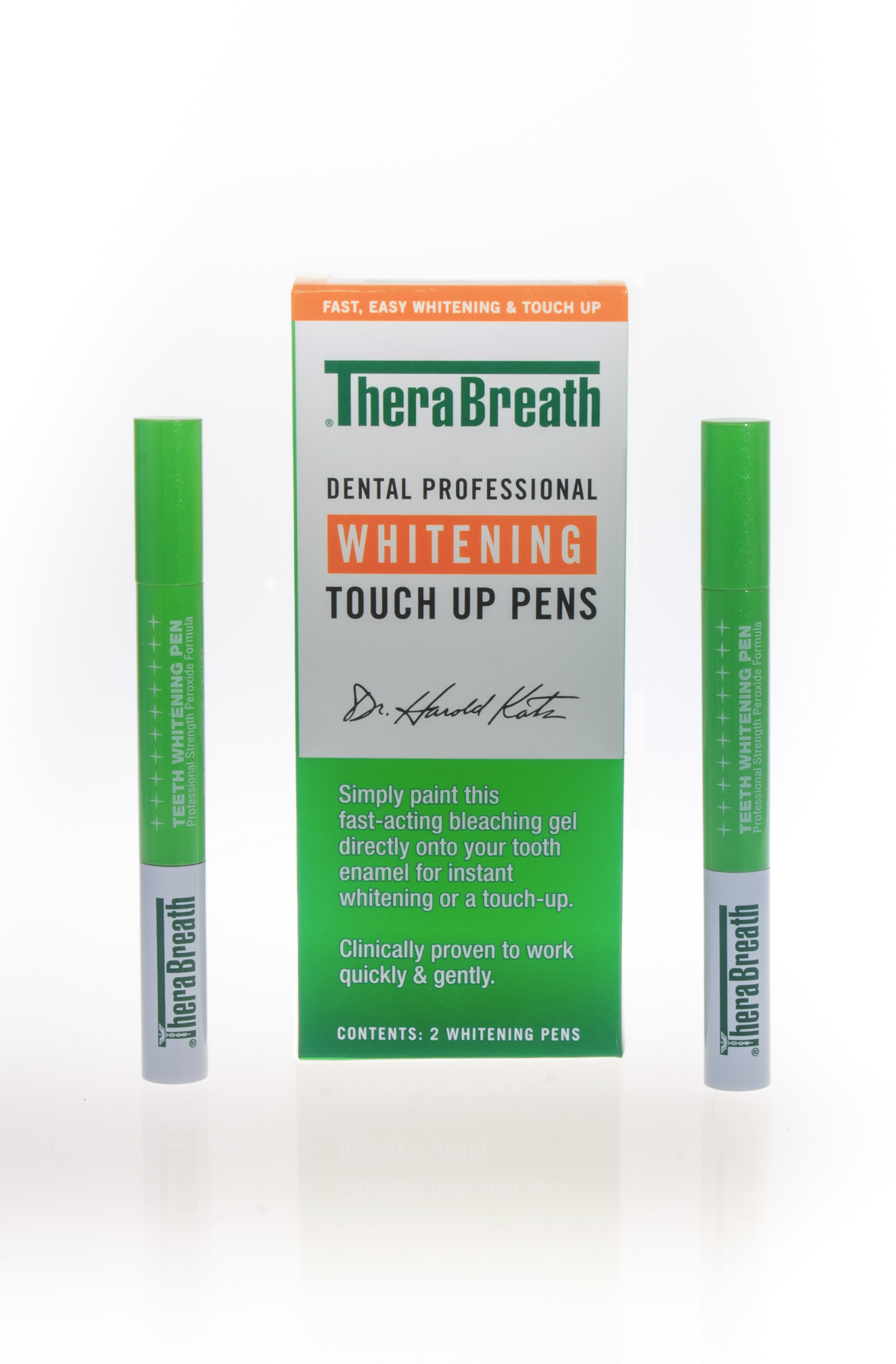TheraBreath Touch Up Whitening Pen