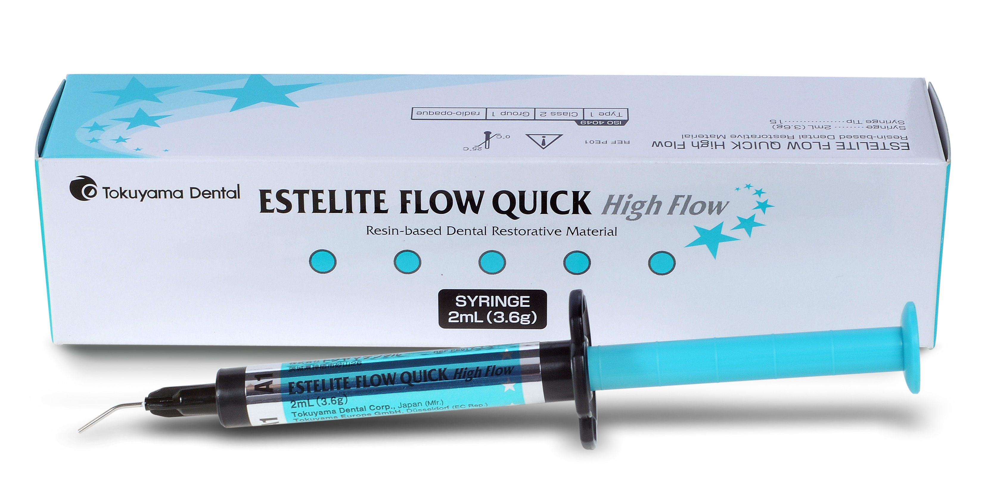 Estelite Flow Quick High Flow